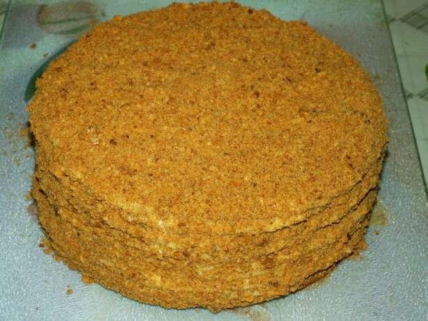 вкусные торты в домашних условиях рецепты с фото пошагово медовый